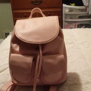 Mini pink backpack NWT